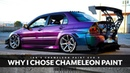 Ian's Chameleon Painted Mitsubishi Evo 9 [behind the build]