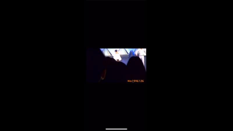 [VK][190427] MONSTA X fancam - Amen @ Fan-Con PICNIC in Yokohama