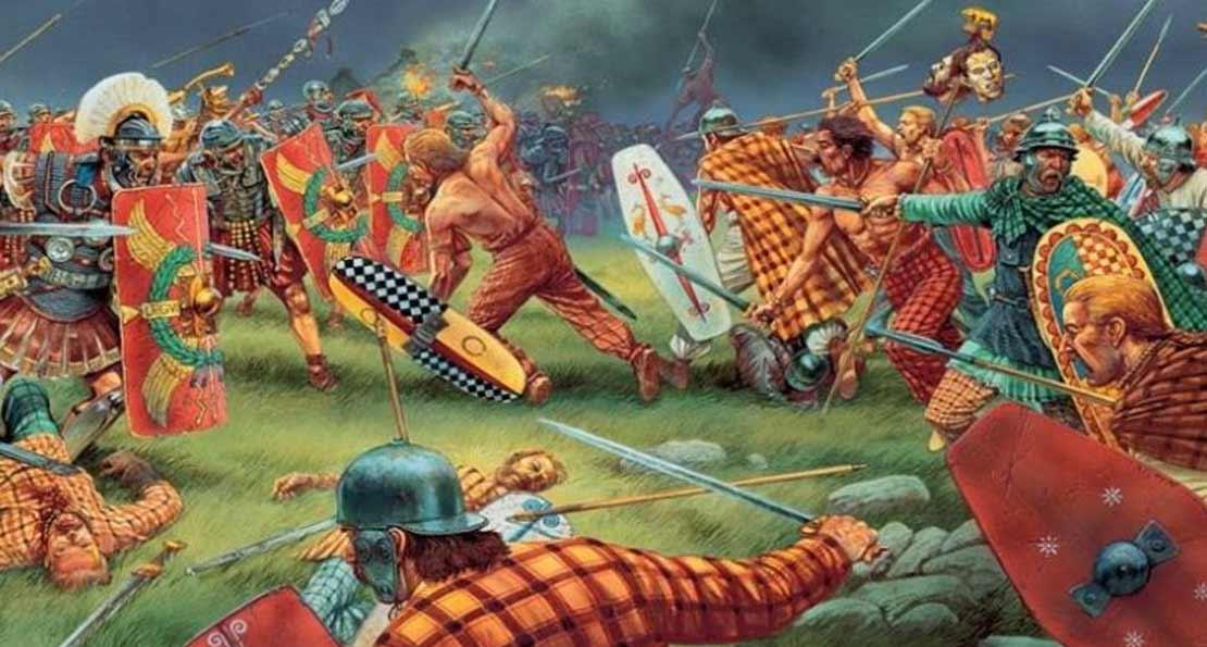 Кельты в атаке