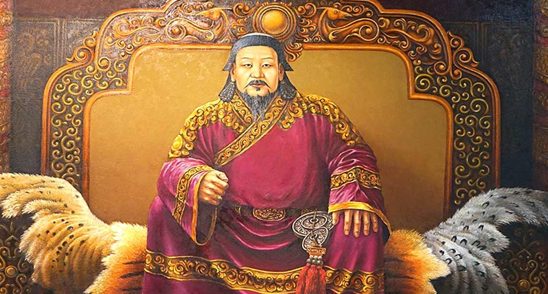 Монгольский хан