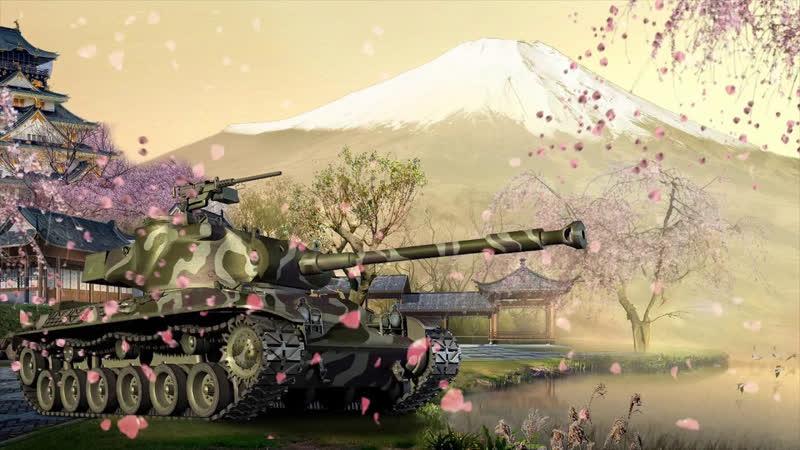 WorldOfTanks WoT Танки Топ 1000 попала на AMX 13 57 а может выше сделать