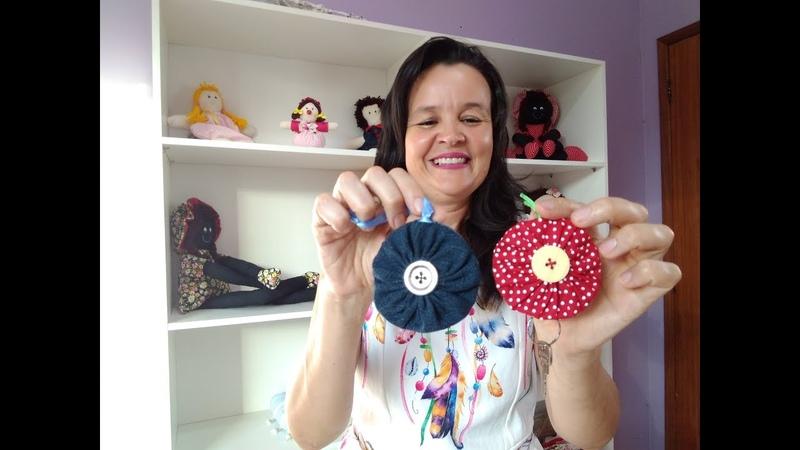 Chaveiro Fuxico Esconde Chave Lembrancinha Para as Mães