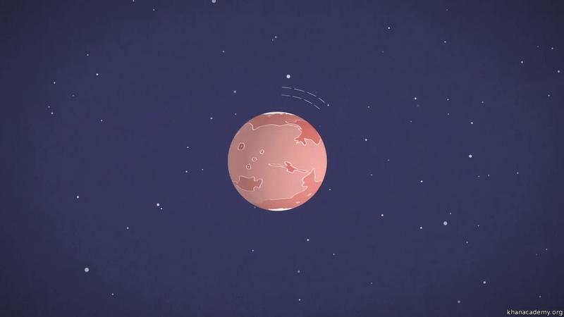 Атмосфера и климат Марса NASA Partner Content часть 9