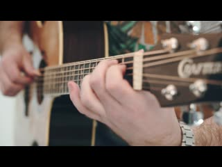 My heart will go on (titanic theme) - fingerstyle guitar cover - dmitry levin