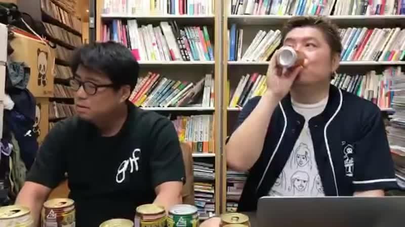 Fujii Yuichi (manager of EbiChu) 吉田豪「豪の部屋」ゲスト:藤井ユーイチ(エビ中 桜エビ~ず P) 猫舌SHOWROOM 11/06/2019