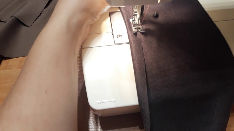 Советы по работе с трикотажем на простой швейной машине