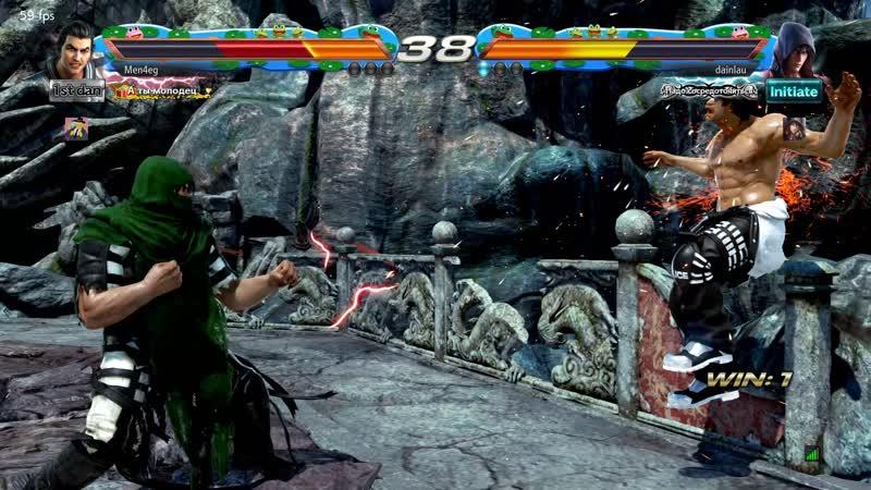 Tekken 7 2018 10 06