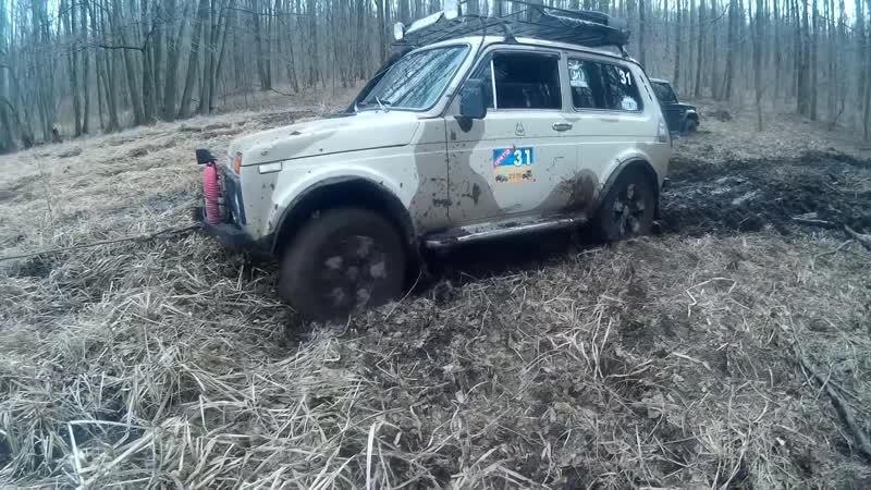Off-road - 119 Джип Монстр с Немирова (Jeep Cherokee, НИВА, Pajero, L200, Wrangler Rubicon, Feroza)