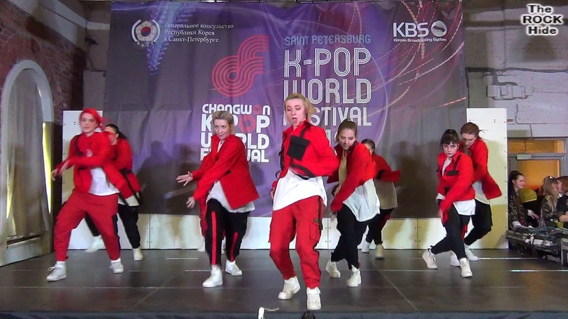 NCT 127 - Chain dance cover by Hello It's Me [K-POP World Festival 2019 (20.04.2019)]