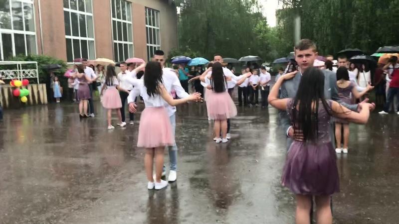 Восьма школа Вальс під дощем Випуск 2018 Найкращі