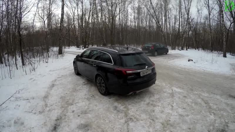 Opel Insignia Country _ Sports tourer