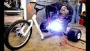 Making a 20 000 WATT Electric Drift Trike