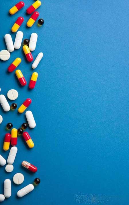 Антигистаминные препараты также выпускаются в форме капсул и пилюль.