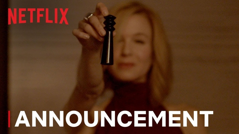 WhatIf with Renée Zellweger | Date Announcement | Netflix