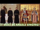 WOW Who Sings This Amazing Song Humans Or Angels Russian Orthodox Chant Let My Prayer Arise""