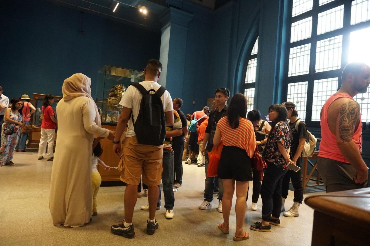 Золото фараонов и Каирского музея