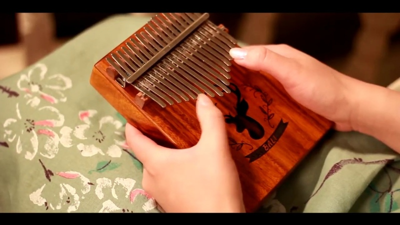 Kalimba Thumb piano - JJ Lin 林俊杰 - 醉赤壁 Tales of the Red Cliff