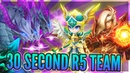 EXTREMELY FAST SAFE R5 Team - Katarina Balegyr Team - Summoners War