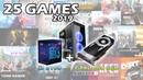 25 Games on PC GAMER i3 8100 GTX 1060 6GB