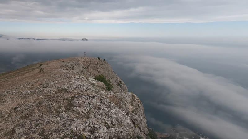 На горе Куш-Кая. Ялта-Севастополь