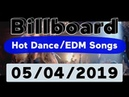 Billboard Top 50 Hot Dance/Electronic/EDM Songs (May 4, 2019)