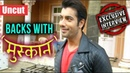 Newly Wed Ssharad Malhotra Is Back On Sets Of Serial Muskaan On Location Shoot