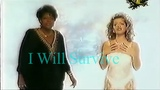 Глория Гейнор и Лариса Долина - I Will Survive (ОРТ, 01.01.1998)