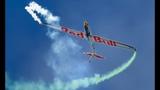 Red Bull X Glider Luca Bertossio at BAFD _ Belgium Air Force Days