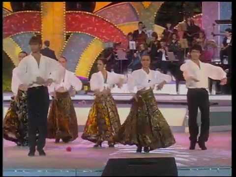 Orquesta y Ballet Alhambra Los Gitanos