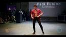 Show Fadi Fusion - Riga Salsa Festival 2018