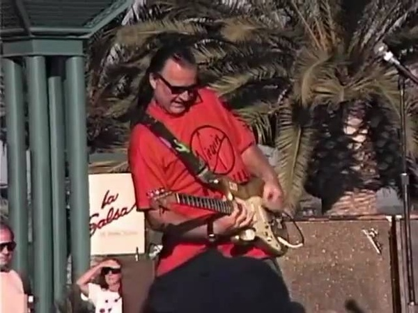 Dick Dale Live Concert in Costa Mesa 1994 part 1