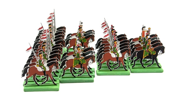 КТО ТАКИЕ ШЕВОЛЕЖЁРЫ И КОННЫЕ ЕГЕРЯ На обочине истории кавалерии незаметно примостились конные егеря и шеволежёры. Незаслуженно забытые, они считаются экзотическими родами войск, прошлое которых