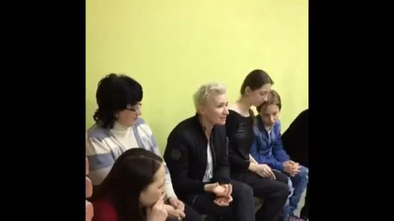 Диана Арбенин в ХАХАЧУ