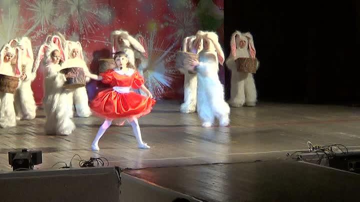 Оля Саитова 19 04 2017 театр эстрадной песни Элита отчетный концерт Волгодонск
