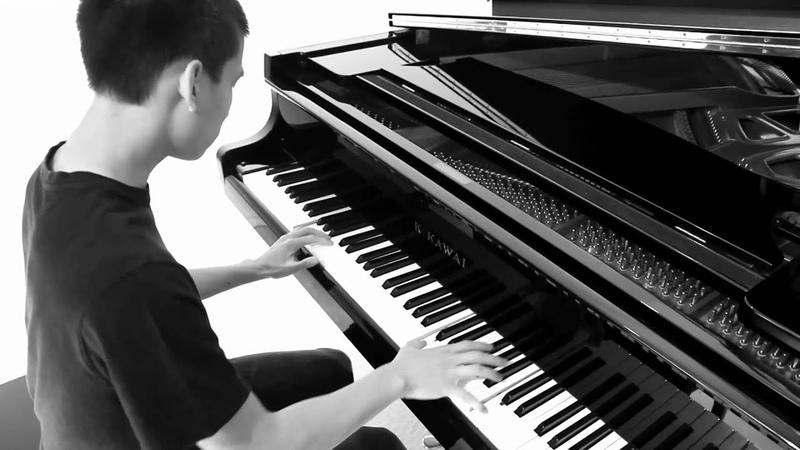 Yann Tiersen - La Valse dAmelie (piano)