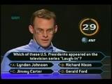 First 1 Million dollar winner on Who wants to be a millionaire John Carpenter
