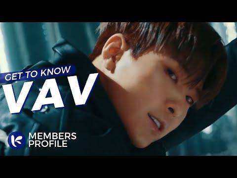 VAV (브이에이브이) Members Profile (Birth Names, Birth Dates, Positions etc..) [Get To Know K-Pop]
