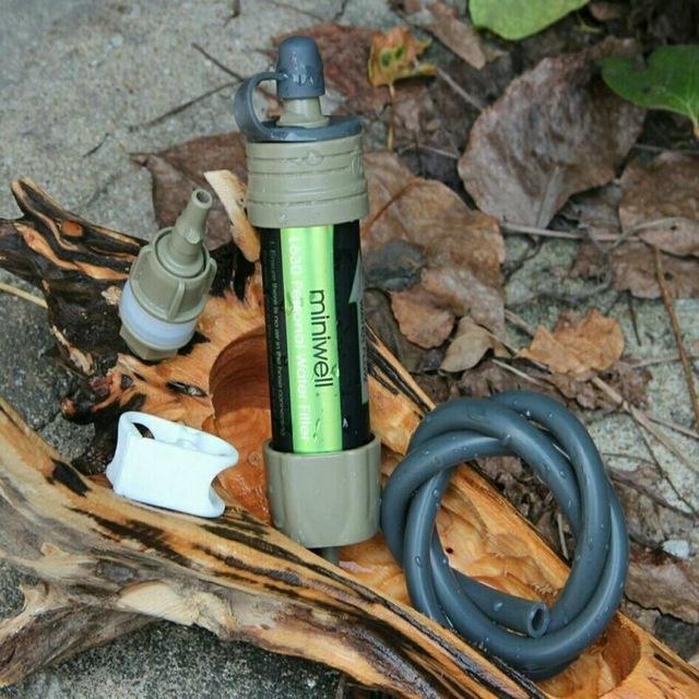 Фильтр для воды От Miniwell 1