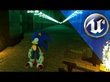 Temple of Gaia (Sonic Unleashed HD) on Unreal Engine 4 + Download