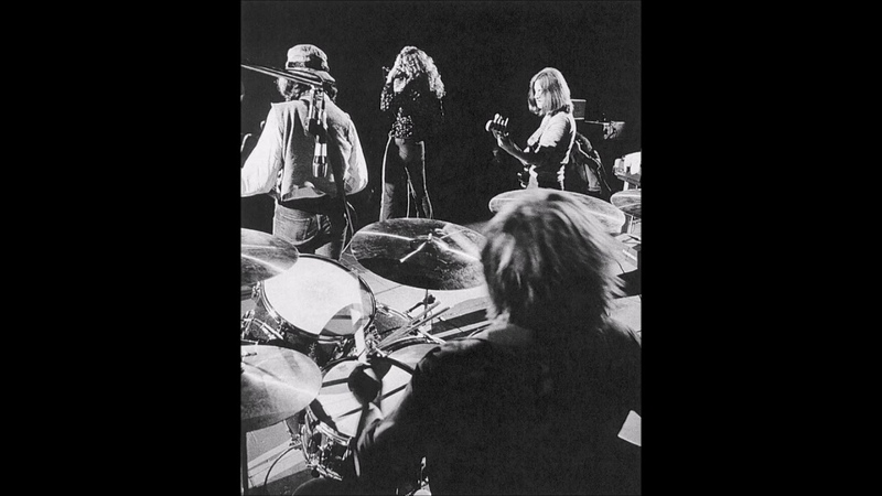 Led Zeppelin Live in Los Angeles CA Sept 4th 1970