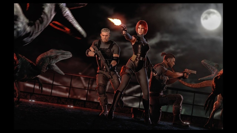 Intro Dino Crisis from Zell in Russian
