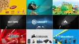 Famous Brands Part-67 Spoof Pixar Lamp Luxo Jr Logo  Top 9