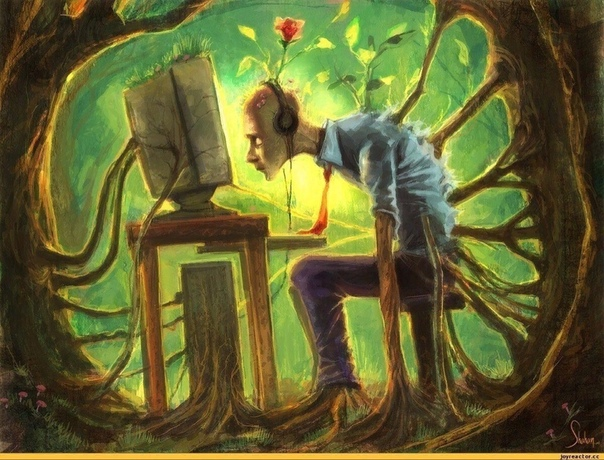 Об интернет зависимости