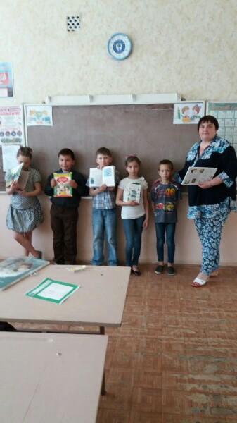 донецкая республиканская библиотека для детей, занятия с детьми, лев толстой, отдел внестационарного обслуживания