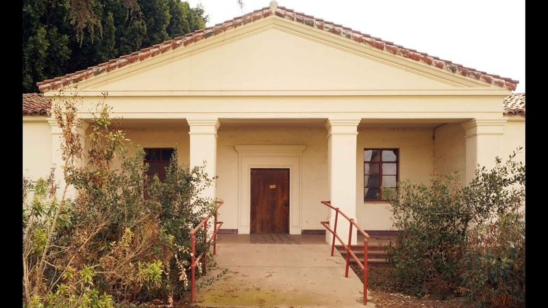 Abandoned Camarillo State Mental Hospital - Adolescents Building