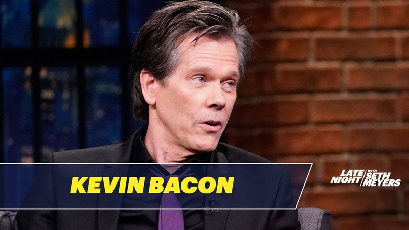 Kevin Bacon Hired Subway A Cappella Singers to Perform at His Thanksgiving Dinner