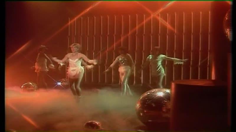 Doris D And The Pins — Shine Up (Toppop 16-01-1981) = 40 Jaar Top 40 - 1981-1982