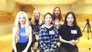 [달빛소녀] 190526 걸그룹 성장 과정 연습실 실황 라이브TV full ver.