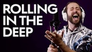 ROLLING IN THE DEEP Adele METAL cover by Jonathan Young