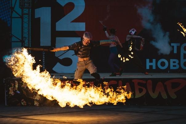 25 мая на главной сцене Михайловской набережной пройдет одно из ярких городских событий – гала-концерт фестиваля «Огни Сибири».